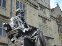 Darwin in Shrewsbury