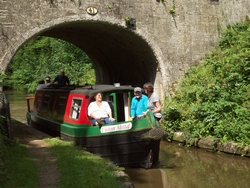 Canal trip 2010