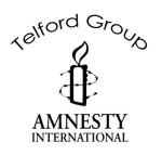 Amnesty Telford logo